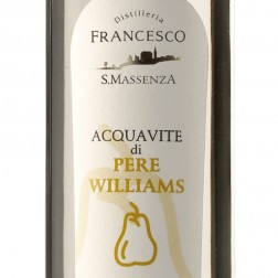 Acquavite di Pere Williams - Distilleria Francesco S. Massenza