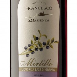 Liquore al Mirtillo - Distilleria Francesco S. Massenza